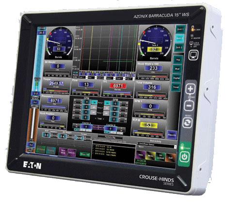 MTL AZONIX Barracuda 15 Workstation